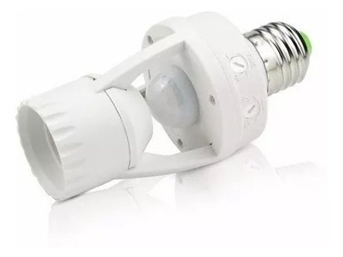 14 Sensores De Presenca C/ Timer P/ Lampada C/ Soquete E27