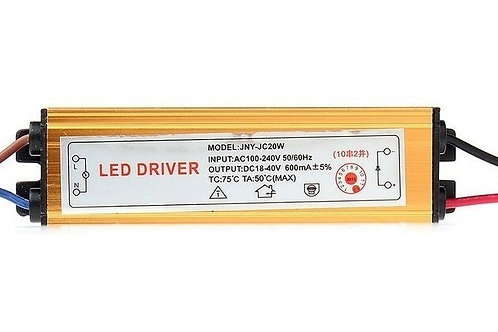 Driver Reator Para Refletor Led 20w