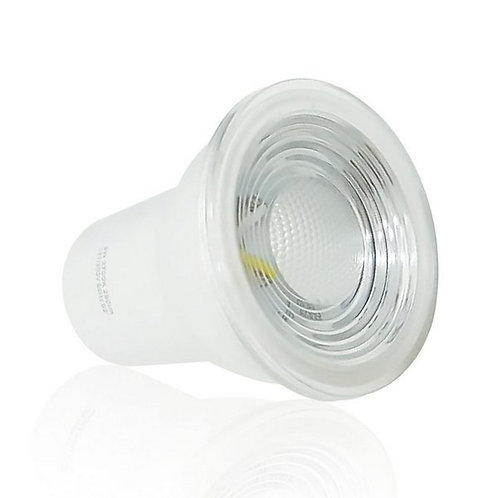 10 Lamp Led Mini Dicroica Gu10 3w Bq+10 Lamp Led Mini Bf Gu1