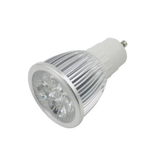 130 Lampadas Led Dicroica Gu10 5w Bq Bivolt