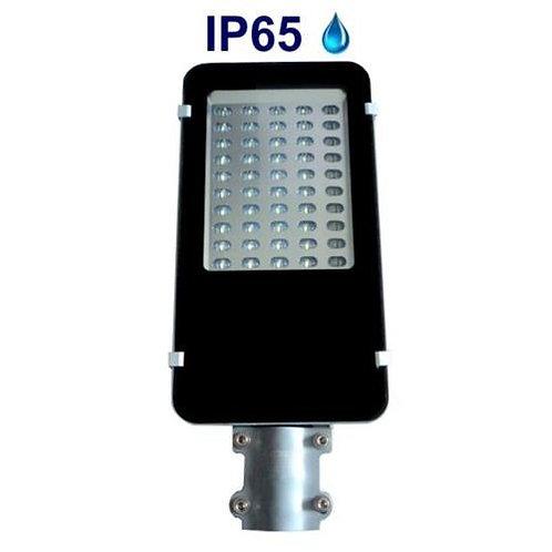 10 Luminaria Publica De Led 100% 100w Bf P/postes Petala