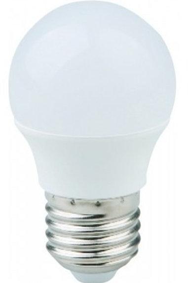 8 Lamp Led Bolinha E27 5w Bf Bivolt+ 2 Lamp Led Bolinha Bq
