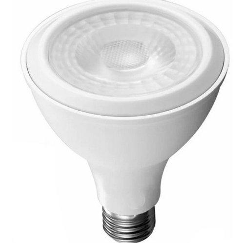 3 Lampadas Led Par30 Cob E27 11w Bq Bivolt