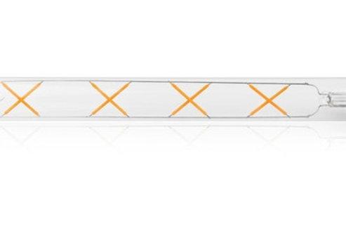 5 Lamp Filamento Retro T30 20c E27 Cristal Bq 4w