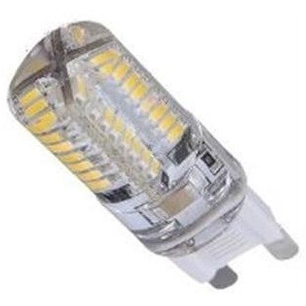 10 Lampadas Led Halopim G9 Mini Impermeavel 3w Bf Bivolt