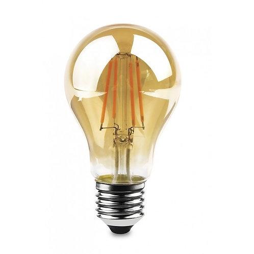 Lampada Led Filamento A60 E27  Bq 4w 110v