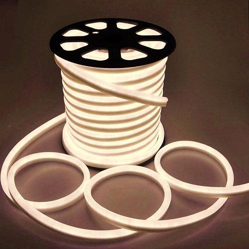 Mangueira De Led Flexivel Neon 220v Com 5mt Bq+ 3 Conectores