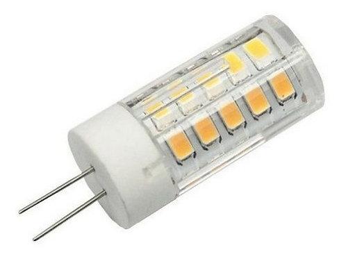 5 Lamp Led Halopim G4 2,5w Bq 220v+ Soquete Mr16