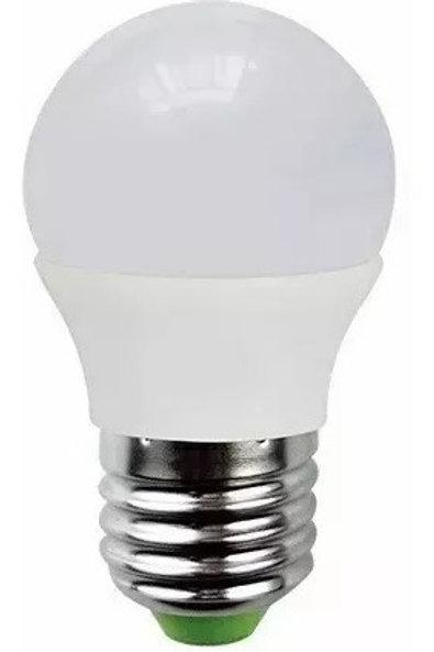 60 Lampadas Led Bolinha E27 5w Bq Bivolt