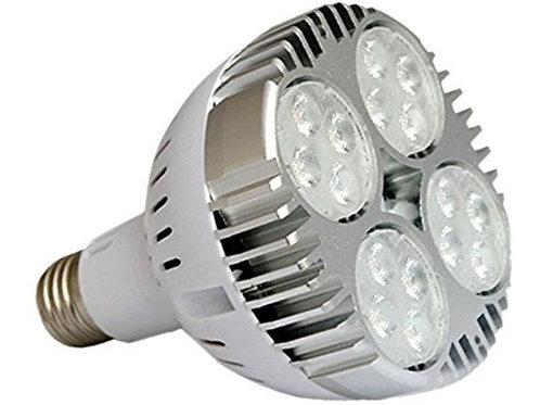 10 Lampadas Led Par30 E27 35w Bq Bivolt