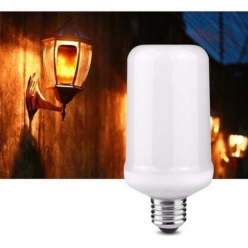 Lampada Led Fogo Digital Flame E27 5w Bivolt