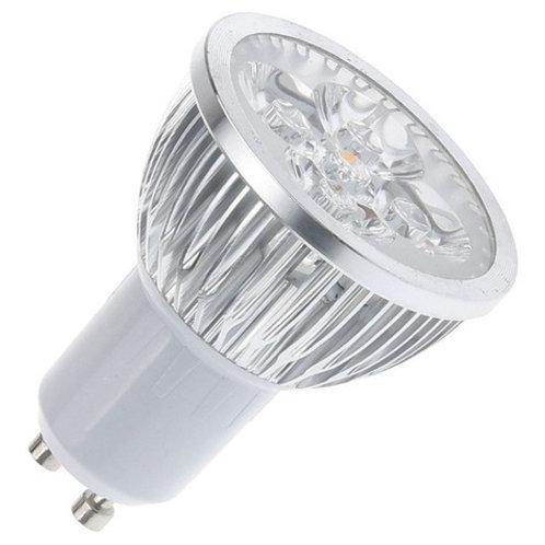 5 Lampadas Led Dicroica Gu10 5w Bq Bivolt