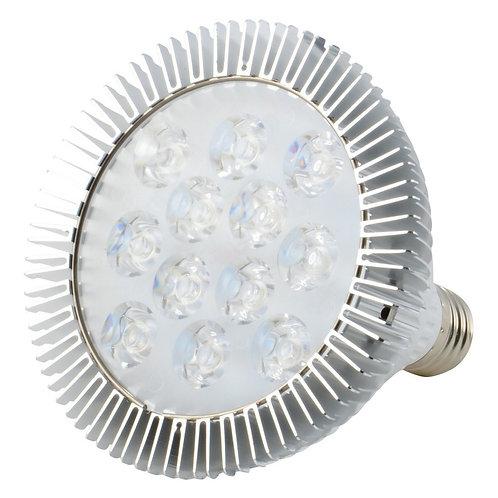 5 Lampadas Led Par38 E27 12w Bq Bivolt
