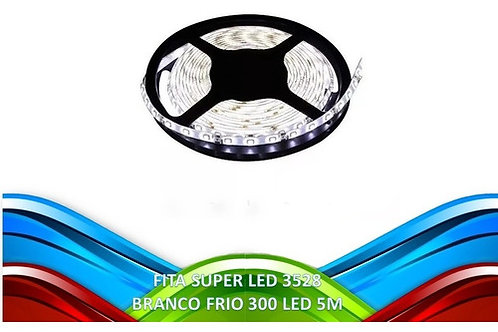 170 Fitas Led 3528 Ip20 300 Leds Bf 12v