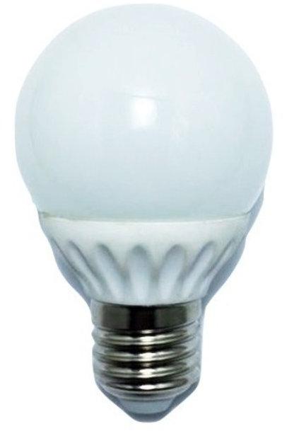3 Lampadas Led Bulbo Dimerizavel E27 7w 4000k 220v