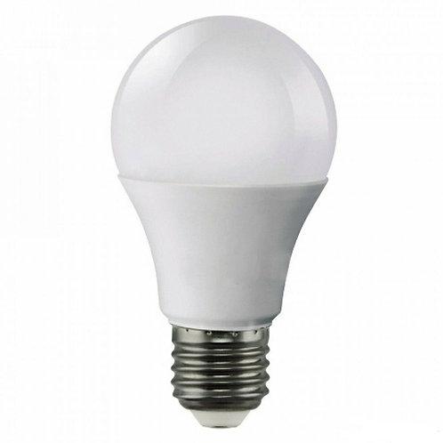 5 Lampadas Led Bulbo Plastico E27 5w Bf Bivolt