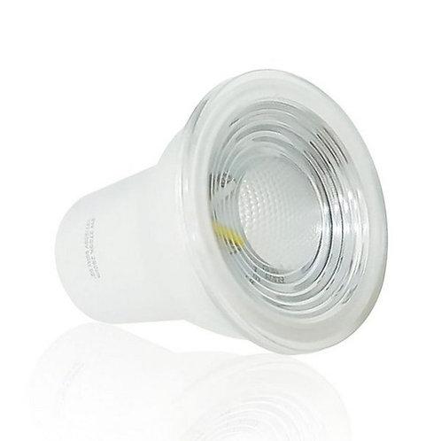 10 Lamp Led Mini Dicroica Gu10 3w Bq+10 Lamp Led Mini Bf Gu1