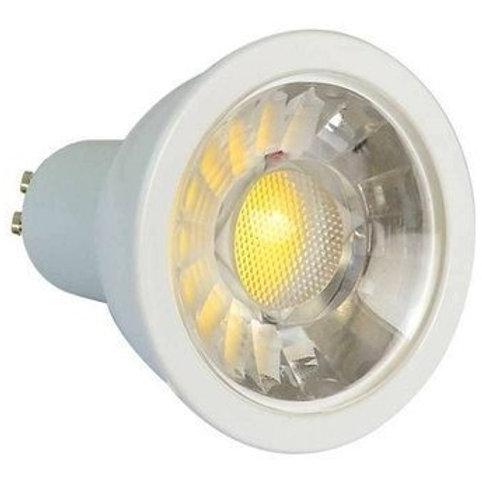 15 Lampada Led Dicroica Gu10 5w Bq Bivolt +15 Soquete Gu10