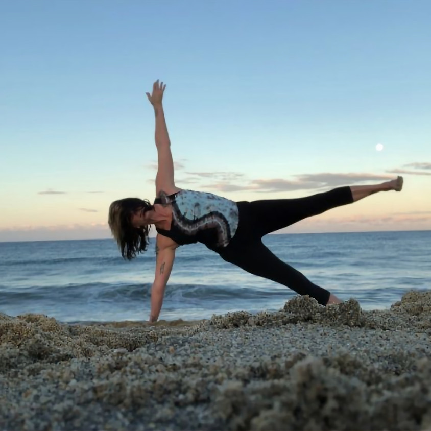 IN STUDIO - Sunday Gentle Flow/Yin Yoga Class 9:00 - 10:30 - June 6th - June 27th