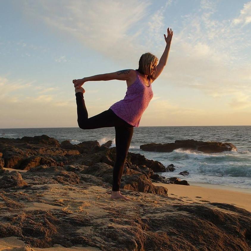 In Studio - Monday Gentle Flow Yoga  4:00pm - September 13th - October 4th (4 weeks)