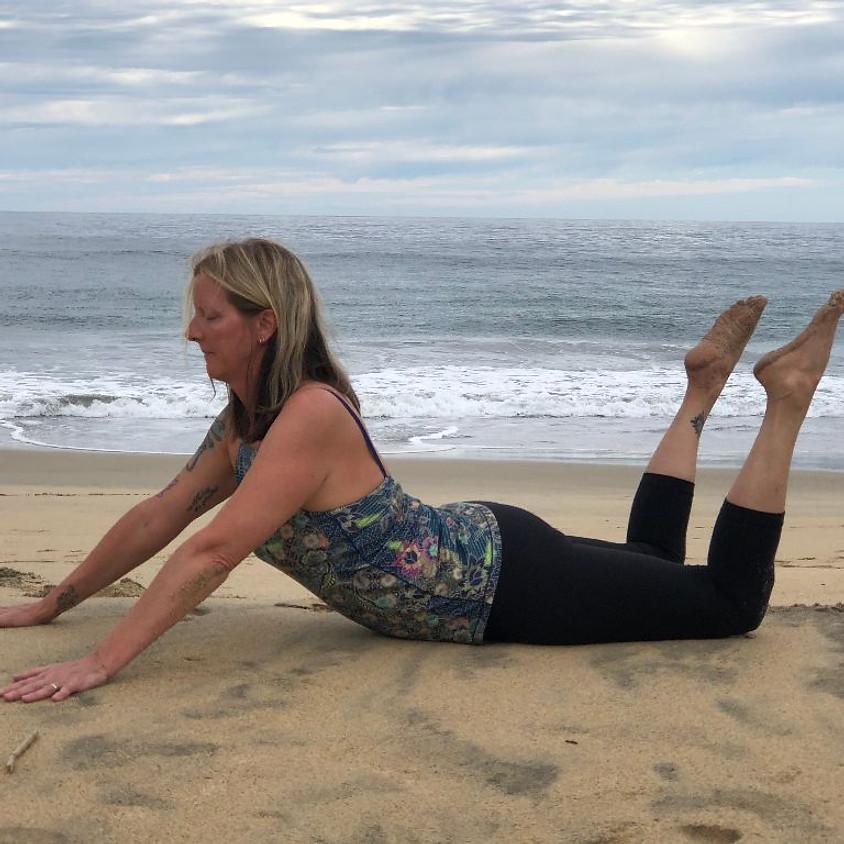 ZOOM CLASS - Yin/Restorative Yoga - Friday 5:30 - 7:00pm - April 3rd