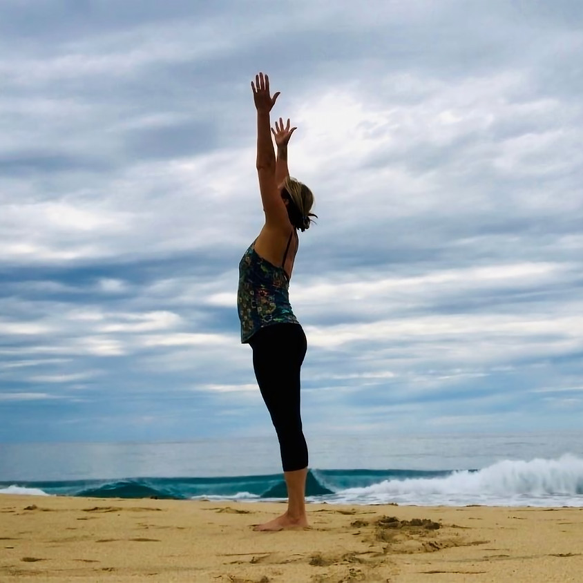 ZOOM CLASS - Sunday Flow/Yin/Restore - 9:30-11am - April 5th