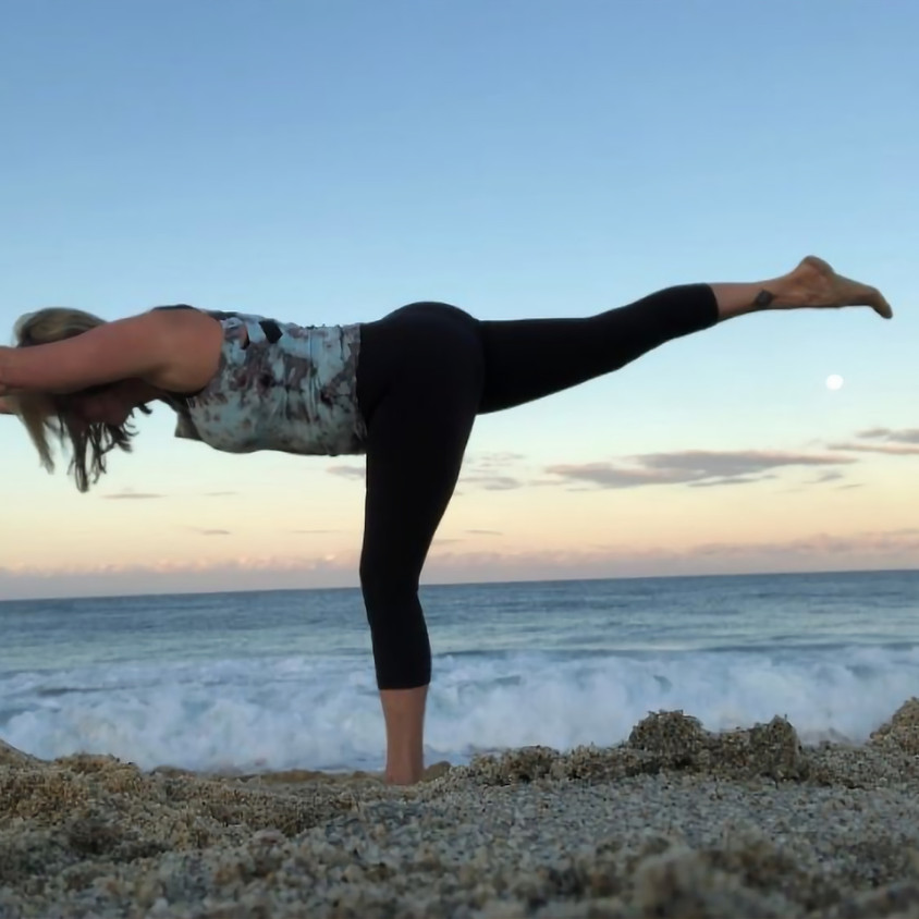 ZOOM - Tuesday Gentle Flow Yoga  5:30 - 6:45pm - June 2nd - June 30th