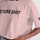 Thumbnail: Kulture Shit Crop Top - Pink