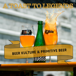 A Toast To Legends