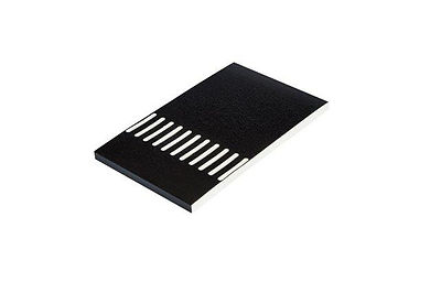 Vented.Soffit.9mm.Board.Black