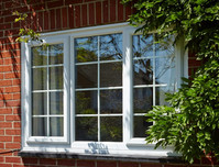 PVC Fully Sculptured Window