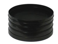 Chambers, Risers & Lids320mmSide Riser PieceBlack