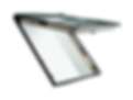 R8 Top Hung Window 1140mm x 1180mm Fitted Insulation Pine Roto Roof Windows