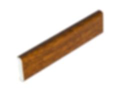 25mm D Section Light Oak
