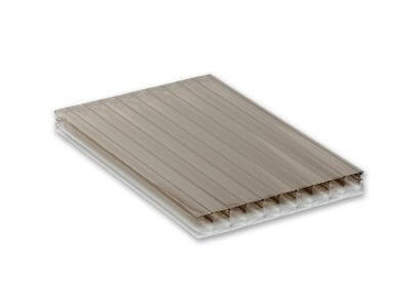 25mm Two Tone Polycarb Multiwall Sheet