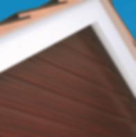 Swish V Groove Cladding in mahogany