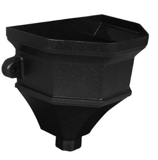 Cast Iron Effect Guttering Hopper