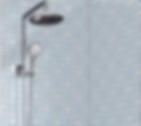 Print Acrylic Shower Panel In Maltese Bl
