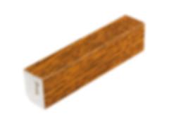25mm x 20mm RectangleLight Oak