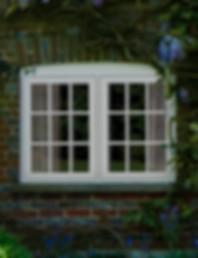 Fully Flush Casement Window