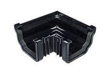 GutterOgee External Angle 90� Cast Black
