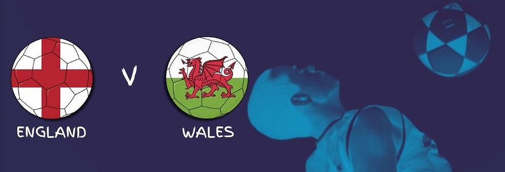 England v Wales Football EWE