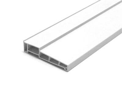 155mm External Cill 70mm Platform White