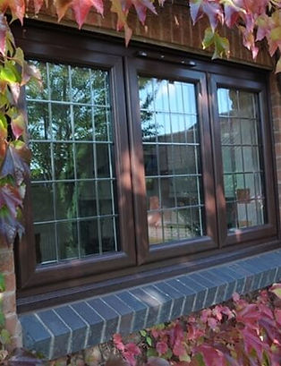 Fully Flush Casement Window