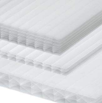 Opal Multiwall Polycarbonate Sheeting