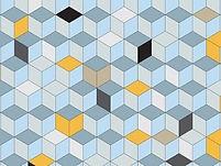 Acrylic Panel Gloss 2440 x 1220 x 4mm Cubes
