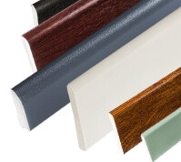Upvc architraves and skirtings
