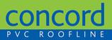 Concord PVC Roofline Logo EWE