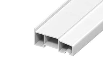 85mm External Cill 70mm Platform White