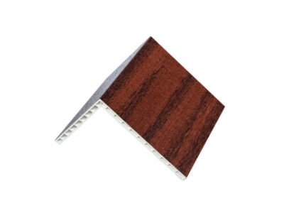 100mm x 100mm Hollow AngleMahogany